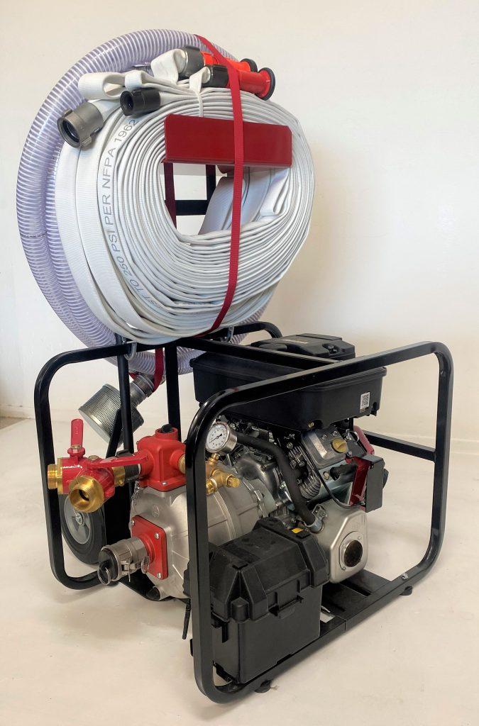 "18HP Briggs AMT 2.0"" Fire Pump"