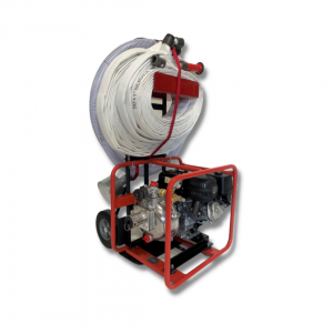 7.9HP Honda GX240 MQ Fire Pump Package (Manual)