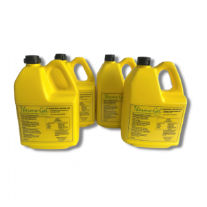 Thermo Gel Concentrate, Case of Four 1 Gallon Jugs