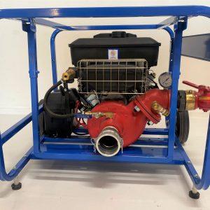 13HP Briggs & Stratton Vanguard AMT 2.5″ Intake Fire Pump