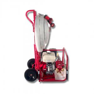 10.7HP Honda GX340 CET 2.5″ Intake Fire Pump Package (Electric)