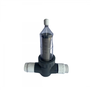 Suction Hose Water Filter, High Volume, 2.0″ Cam Lock Connectors