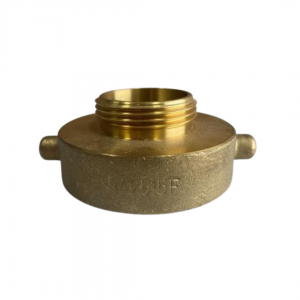 Hydrant Adapter for Fire Hose Connect 2.5″ NH x 1.5″ NH