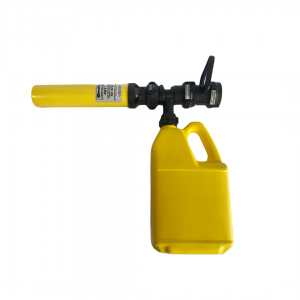 Scotty Foam Sprayer, 50 GPM, Pistol Grip, Fixed 1″ Mix, Pulls from 1 Gal Container