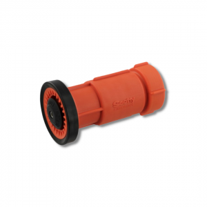 Nozzle, 1.5″ NH thread, Scotty Fire, Barrel Twist On/Off, 50 to 100 GPM, Poly